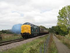 IMG_7178 (JI60009) Tags: nenevalleyrailway nvr autumn diesel gala class 55 deltic 55019 royal highland fusilier