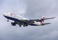 British Airways Boeing 747-436 G-CIVS (josh83680) Tags: heathrowairport heathrow airport egll lhr gcivs boeing boeing747436 747436 boeing747400 747400 britishairways british airways
