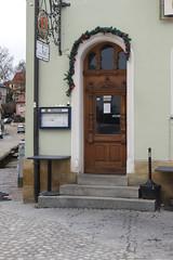 Maternstraße 1, Bamberg, Germany (kate223332) Tags: bamberg germany bavaria oldcity door entry gateway portal deutschland