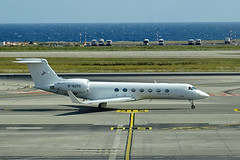 B-8255  NCE (airlines470) Tags: msn 5352 gulfstream gvsp g550 private nce airport b8255