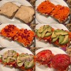 Anatomy of a great end-of-summer sandwich (TomChatt) Tags: food homecooking parttimevegetarian