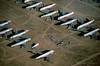 AMARC 707s (Al Henderson) Tags: 707 amarc americanairlines arizona aviation boeing davismonthanafb panam twa tucson usaf airliner boneyard desert military storage