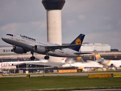 D-AIBA Lufthansa Airbus A319-100 (alex kerr photography) Tags: