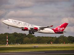 G-VXLG Virgin Atlantic Airways Boeing 747-400 (alex kerr photography) Tags: