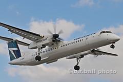 BRB_9923cesn c (b.r.ball) Tags: aviation yyz torontopearsoninternationalairport brball dehavilland dhc8402 westjetencore cgenu ws3473