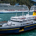 2019 - HAL Alaska Cruise - 20 - Port of Skagway - 1