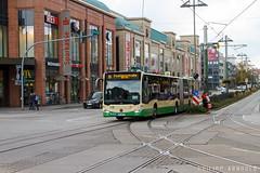 Mercedes Benz Citaro2 599 Linie B Neustädtischer Markt (IMG_4330-2) (philipp138) Tags: brandenburganderhavel vbbr bus gelenkbus mercedesbenz citaro citaro2
