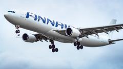 Airbus A330-302 OH-LTM Finnair (William Musculus) Tags: london heathrow airport lhr egll spotting aviation plane airplane william musculus ohltm finnair airbus a330302 fin ay a330300