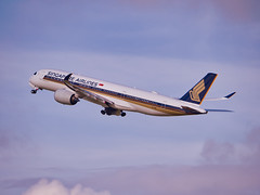 9V-SMS Singapore Airlines Airbus A350-900 (alex kerr photography) Tags: