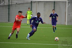 Season 2019-2020: U15 Anderlecht - Standard