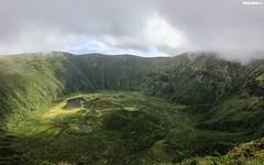 Green Volcano (Mauro Hilário) Tags: volcano azores faial grass landscape scenery beautiful nature crater volcanic wideangle travel amazing caldeira ancient geology green