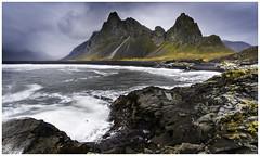 Eystra horn (East Horn) Iceland. (Garry_Smith1976) Tags: iceland east horn sony ar7 ar7iii photography landscape sea land fstop garry smith camera iso daytime