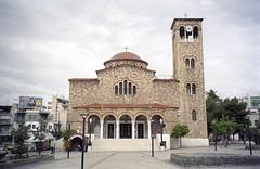 2004-04-25 Church in Athens (beranekp) Tags: greece griechenland athens church kostel kirche old alt history