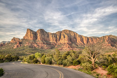 Road to Sedona (Patrick Dirlam) Tags: arizona trips sedona