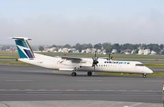 C-GWEF DHC8 Q400 Westjet (corrydave) Tags: 4487 dash8 dhc8 q400 westjet cgwef boston