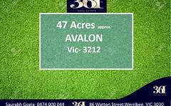 360 Avalon Rd, Avalon VIC
