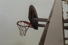 Basketball (Germán Talavera) Tags: nikonfm2 luxembourg moody 35mm film analogue kodak gold