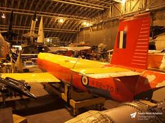 GAF Jindivik 700 Mk.203B (Matt Sudol) Tags: aerospace bristol filton aerodrome airport airfield museum gaf jindivik 700 mk203b kemble aero collection cotswold