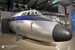 Bristol 175 Britannia 101 (Matt Sudol) Tags: aerospace bristol filton aerodrome airport airfield museum 175 britannia 101