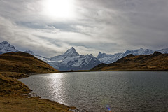 Lac de Bachalp. (PascalCDP) Tags: grindelwald first suisse bachalpsee lacdebachalp
