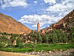 Atlas Mountains, Morocco (neilalderney123) Tags: morocco mosque valley travel landscape atlasmountains olympus olympusuk photography mywork myphoto