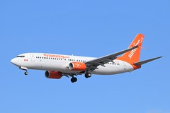 Sunwing Boeing 737-800 C-GLRN (Adam Fox - Plane and Rail photography) Tags: aircraft airplane aeroplane airliner airlines plane planes passenger manchester airport egcc man spotters regional jet