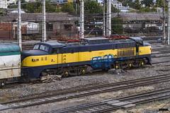 E-3209 | Estación Central (Felipe Radrigán) Tags: tren ferrocarril train railroad railway locomotora locomotive e32 3209 estacion central efe santiago temuco chile