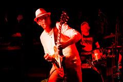 Anna Storm (Cyril PiCancri) Tags: rouge red guitare concert gibson lespaul guitariste rock musique music guitar guitarist