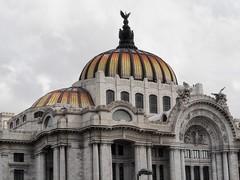 Palacio de Bellas Artes, CDMX (Andrea Di Castro) Tags: méxico cdmx bellasartes palacio