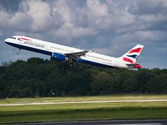G-EUXM British Airways Airbus A321-200 (alex kerr photography) Tags:
