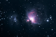 19-10-12 Orion Nebula (Randy E. Gibson) Tags: stars nebula orion night sky astrophotography
