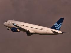 F-HBIS Aigle Azur Airbus A320-200 (alex kerr photography) Tags: