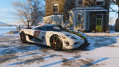 image1-1 (ForzaDesignsPolizeiYT) Tags: forzadesignsbypolizeiyt forza horizon horizon4 fh4 polizeiyt gumball 3000 rally 2019 koenigsegg agera rs