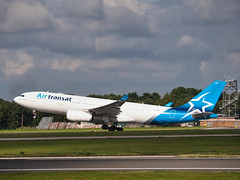 C-GTSZ Air Transat Airbus A330-200 (alex kerr photography) Tags: