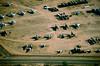 Allsorts (Al Henderson) Tags: 563832 563837 563861 amarc area20 arizona aviation davismonthanafb f100 f100d f100f grumman lockheed mohawk n405fs northamerican ov1 sabreliner supersabre t33t39 tucson usaf boneyard desert military storage