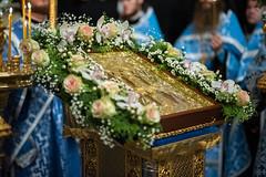13 октября 2019, Всенощное накануне Покрова Пресвятой Богородицы / 13 October 2019, Vigil on the eve of the Intercession of the Theotokos