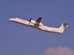 D-ABQI Eurowings Bombardier DHC-8-400 (alex kerr photography) Tags: