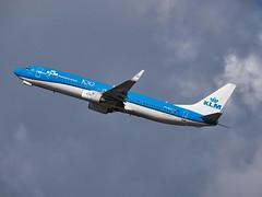 PH-BXS KLM Royal Dutch Airlines Boeing 737-900(WL) (alex kerr photography) Tags: