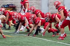 _B1A1567.CR2 (jfpimentel) Tags: 2019 amateur football game laval mcgill montreal quebec redmen rougeetor sports teams university