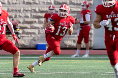 _B1A1505.CR2 (jfpimentel) Tags: 2019 amateur football game laval mcgill montreal quebec redmen rougeetor sports teams university