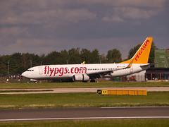 TC-CRE Pegasus Boeing 737-800(WL) (alex kerr photography) Tags: