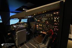 BAC Concorde (Matt Sudol) Tags: aerospace bristol filton aerodrome airport airfield museum bac concorde cockpit trainer