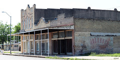 Ghost Sign (Reminds me of...) Tags: rmo texas granger dilapidated patina williamsoncounty