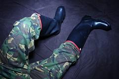 Argyll & Camo for Wellybanger (essex_mud_explorer) Tags: argyll rubber wellington boots wellingtonboots wellingtons wellies welly rubberboots rubberlaarzen bottes caoutchouc gummistiefel gumboots rainboots madeinbritain madeinscotland gates vintage camotrousers camo camouflage