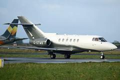 Sovereign Business Jets Hawker 750, G-STWB. (Trevor Mulkerrins) Tags: sovereign business jets hawker 750 gstwb hb17