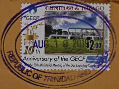 Trinidad and Tobago GECF