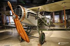 Bristol F-2B Fighter (Matt Sudol) Tags: aerospace bristol filton aerodrome airport airfield museum f2b fighter bapc496