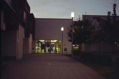 School (Germán Talavera) Tags: nikonfm2 luxembourg moody 35mm film analogue kodak gold