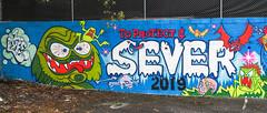 PA130681 (rob dunalewicz) Tags: 2019 atlanta graffiti tags msk sever