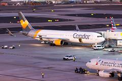 Condor (KoryC757) Tags: condor boeing 767300er phoenix arizona dabuh